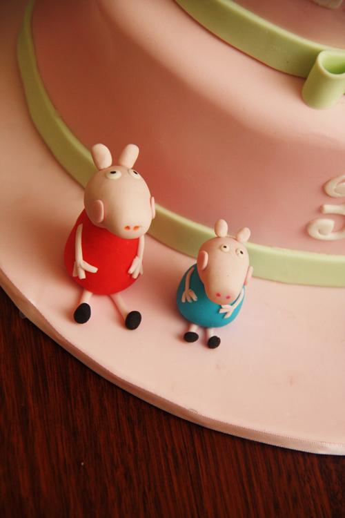 фигурки на торте